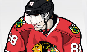 Blackhawks Illustrated